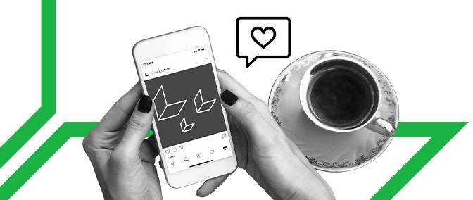 Instagram von Anfang an: von der Anmeldung bin zum ersten Verkauf