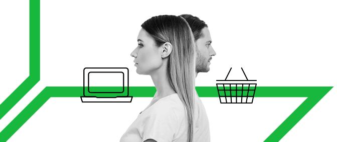 Ventas online y offline:cómo ganarse la confianza del cliente